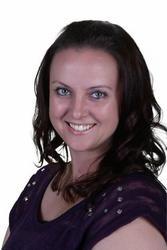 Lindie Robbertze, estate agent